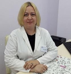 Профессор Лысенко Ольга
